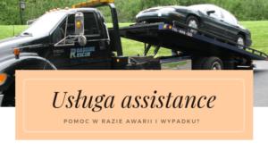 ubezpieczenie assistance