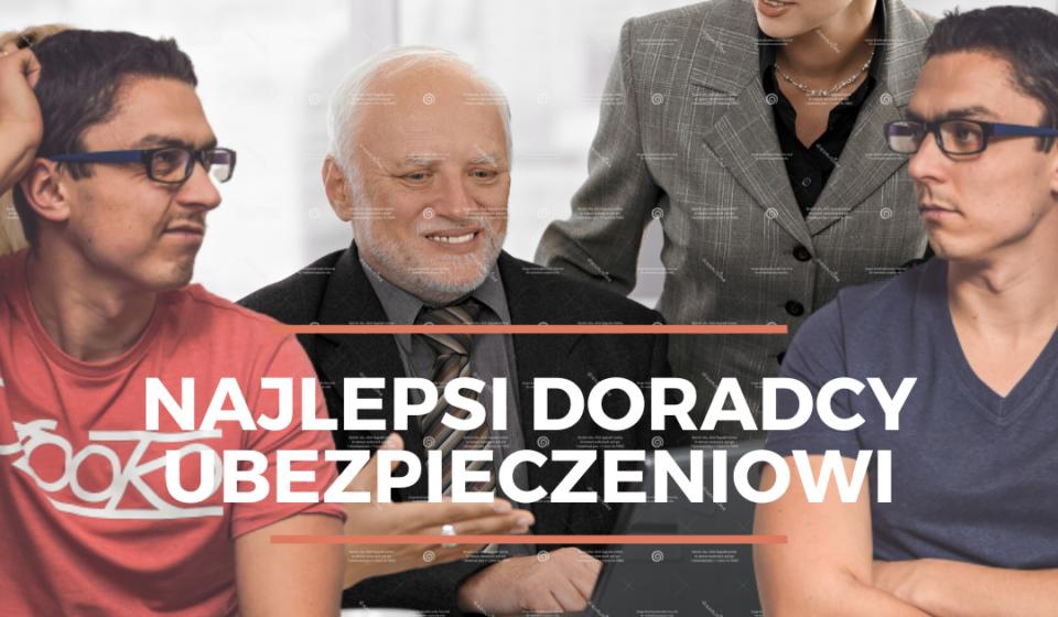 7 najlepszych doradców ubezpieczeniowych w Polsce